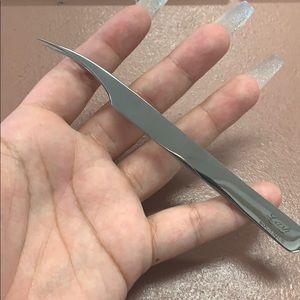 Professional lash extension tweezers